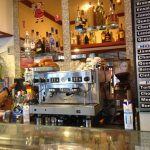 Máquina de café cafeteria longares san blas madrid