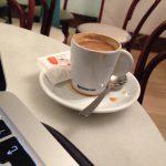 20140314 Cortado en El Cafetin 1