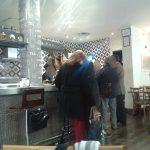 Barra cafetería los angeles desayuno chamberí madrid