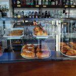 Bollería The CHatter CAfé desayunar en las tablas