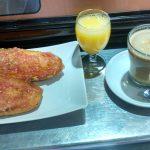 Café Tostadas con Tomate El Romero Vicálvaro