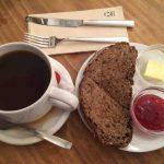 Café y tostas The Toast Moncloa desayunar en madrid