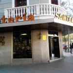 Cafetería Santander Desayuno Madrid Alonso Martínez