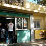 Cafetería campo rubgy ucm desayuno ciudad universitaria madrid