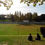 Campo Rugby UCM Desayuno Ciudad Universitaria Madrid