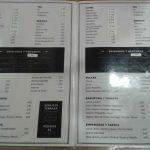 Carta desayunos dos porteñas desayunar en madrid