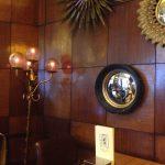 Decoración espejos cafetería HD guzmán el bueno