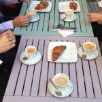 Desayuno Café Bistrot Instituto Frances