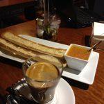 Desayuno Café Tostadas Tomate Minchu Paseo de la Habana 27