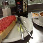 Desayuno Café con Tostada El Rincón del Aguacate