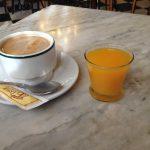 Desayuno Café y Zumo Café El Espejo