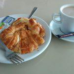 Desayuno Croissant ETSIT Ciudad Universitaria Madrid