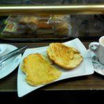 Desayuno Croissant Plancha Cafetería Joyal Guzmán el Bueno Madrid