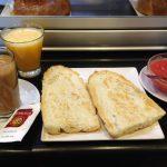 Desayuno La Nueva Pocha desayunar en oporto