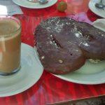 Desayuno Palmera Chocolate Campo Rugby UCM Ciudad Universitaria Madrid