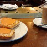 Desayuno Tosatadas con Tomate El Duende