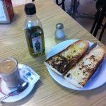 Desayuno Tostadas Cafetería Fénix
