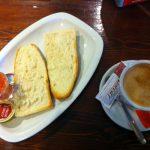 Desayuno Tostadas Tomate El Mordisco