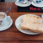 Desayuno Tostadas con Tomate Estilo Libre Madrid