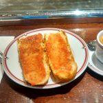 Desayuno Tostadas con tomate La Flecha Juan Bravo