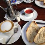 Desayuno Tostadas con tomate café bierzo rafael calvo madrid