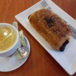 Desayuno café napolitana pastelería montecarlo madrid 1