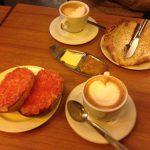 Desayuno cafetería HD guzmán el bueno desayunar en madrid