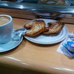 Desayuno croissant plancha cafetería mijas cea bermudez madrid