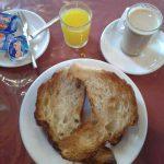 Desayuno croissant plancha el esquinazo desayunar en madrid