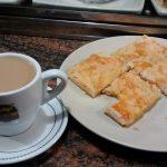 Desayuno la bellota de zafra desayunar en madrid