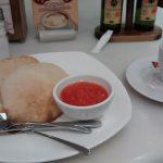 Desayuno molletes con tomate la antequerana desayunar en madrid