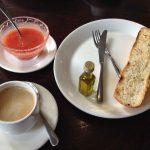 Desayuno tostada con tomate la madreña arganzuela madrid