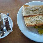 Desayuno tostadas con aceite Caprichos desayunar en madrid las tablas