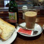 Desayuno tostadas con tomate Arnanz desayunar en madrid