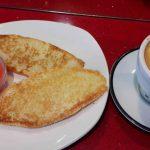 Desayuno tostadas con tomate doña elena las tablas 1