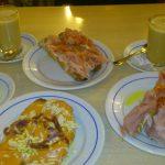Desayunos café y tostadas bar el Capataz