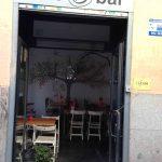Entrada Café Alma