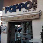 Entrada Café Trattoria Pappone