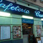 Entrada Cafetería Cea27 desayunar en madrid