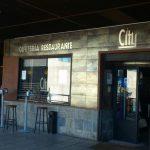 Entrada Cafetería City