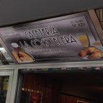 Entrada Cafetería La Cocktelera