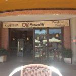Entrada Cafetería Roscaffe