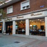 Entrada Desayuno Granier Cea Bermúdez Madrid