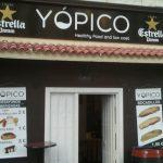 Entrada Desayuno Yópico García de Paredes 21 Madrid e1415172689720