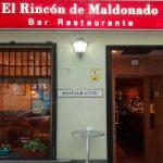 Entrada El Rincón de Maldonado