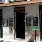 Entrada La Oliva Plaza Olavide