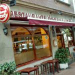Entrada Restaurante Daser