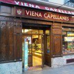 Entrada Viena Capellanes Fuencarral 122