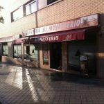 Entrada bar El Monasterio