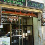 Entrada cafetería Coppola Cea Bermúdez
